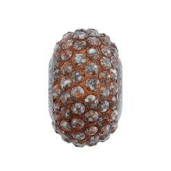 5112962 - BECHARMED CRYSTAL ANTIQUE GOLD SWAROVSKI - METAL RODINADO