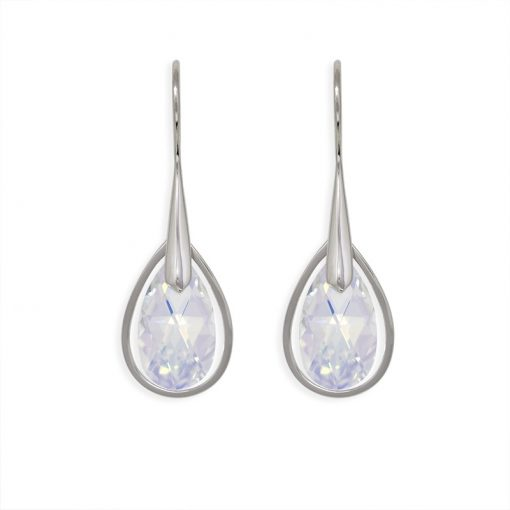 13SWSE009F - ARETE PLATA BOUMEX.925 WHITE EMBELLISHED WITH CRYSTALS FROM SWAROVSKI®