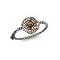 7LIF006B - PULSERA BOHEMME WAY OF LIFE PLATA .925